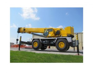 mobile crane training